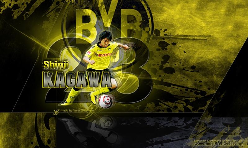 Shinji kagawa wallpaper football player gallery shinji kagawa wallpaper voltagebd Gallery