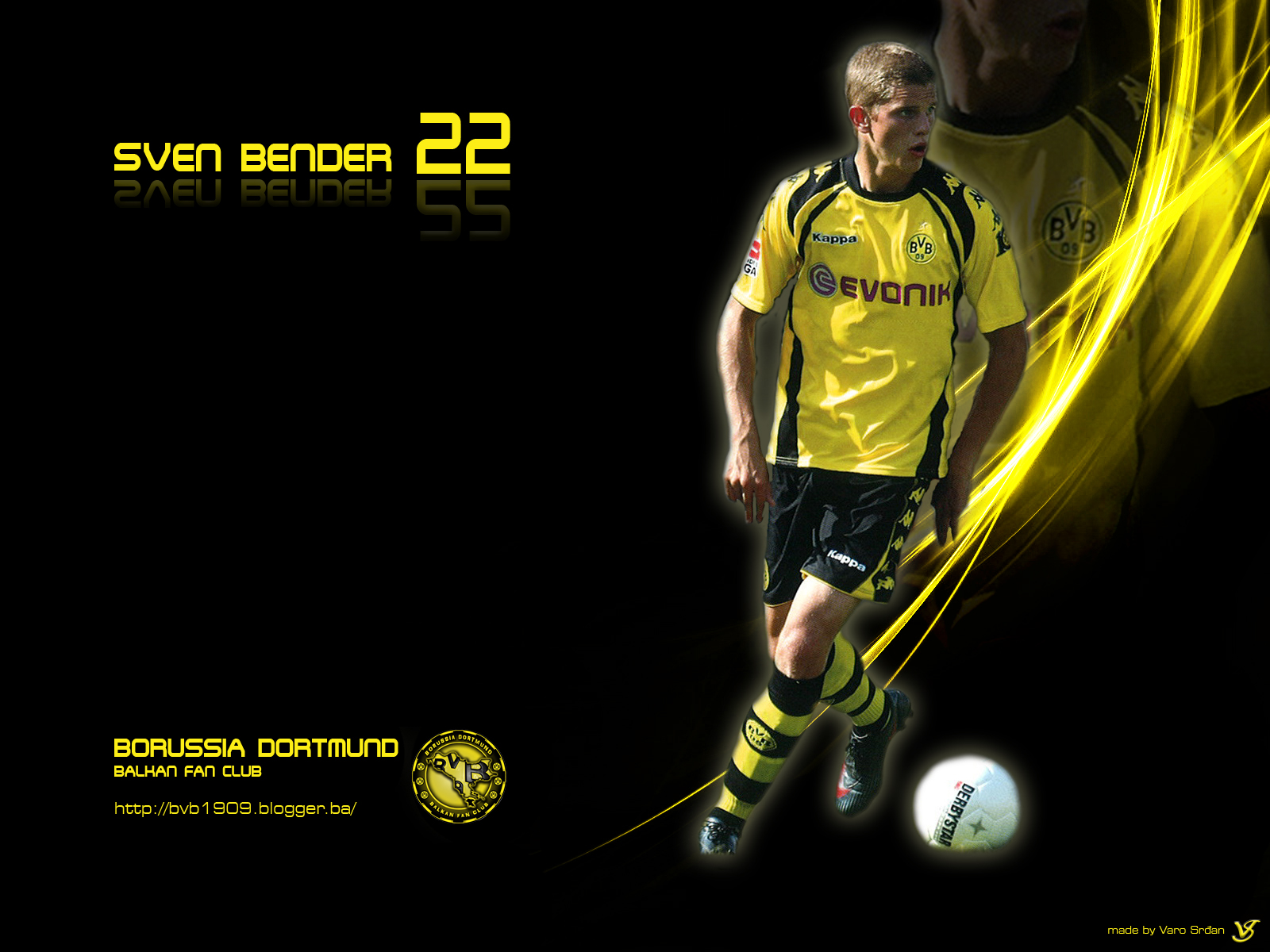 Best Football Wallpapers: Sven