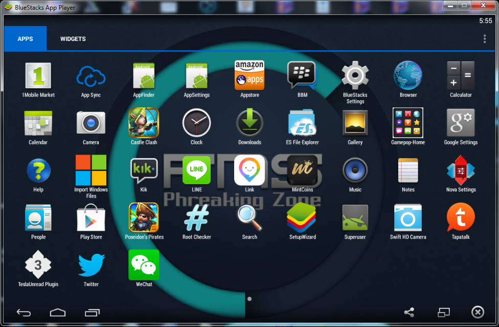 how to download nova for bluestacks